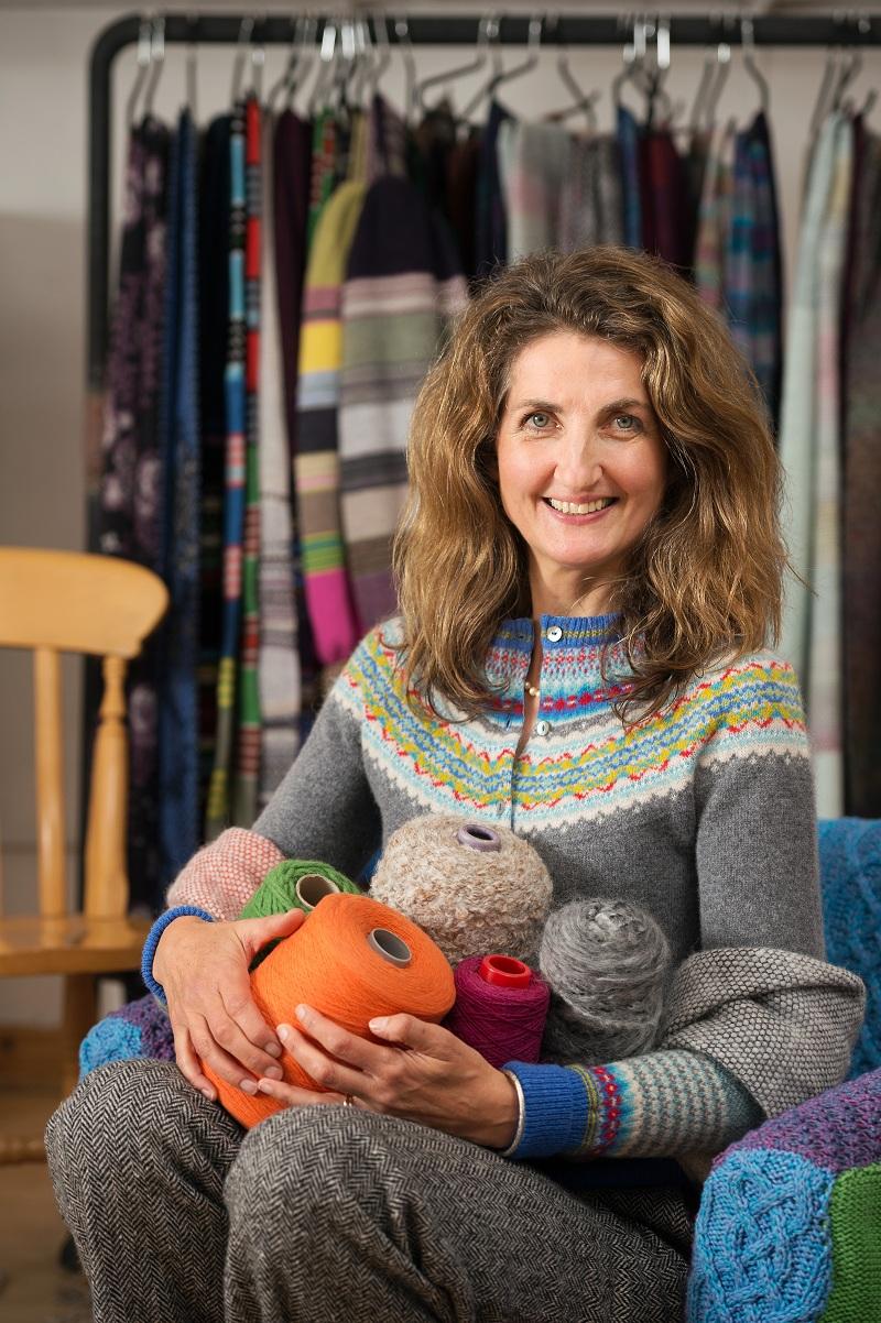 Business Women Scotland Inspirational Woman Award finalist Rosemary Eribe