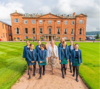 Kilgraston pupils return autumn 2020