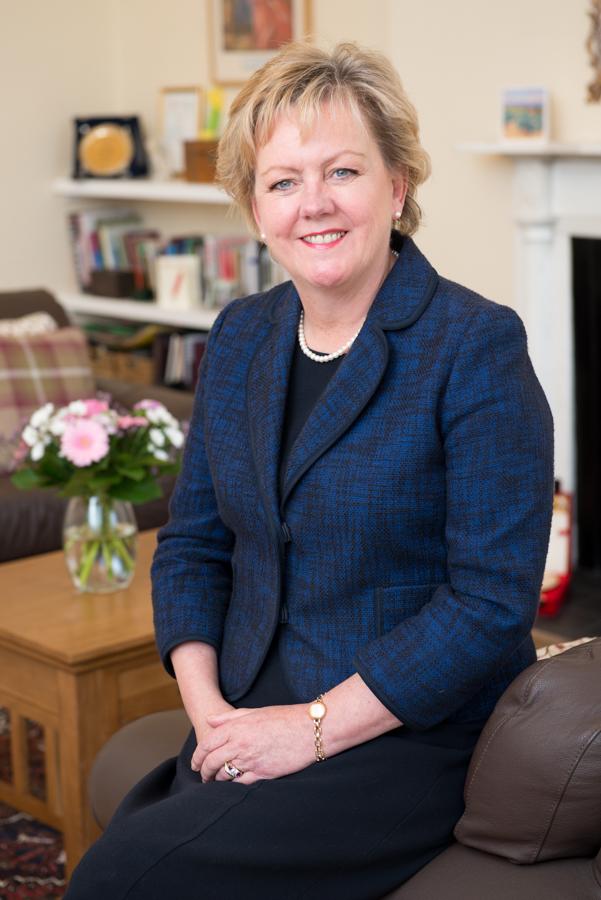 return to school - Mrs MacGinty on local radio, Radio Tay