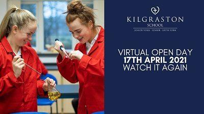 Kilgraston Virtual Open Day April 2021