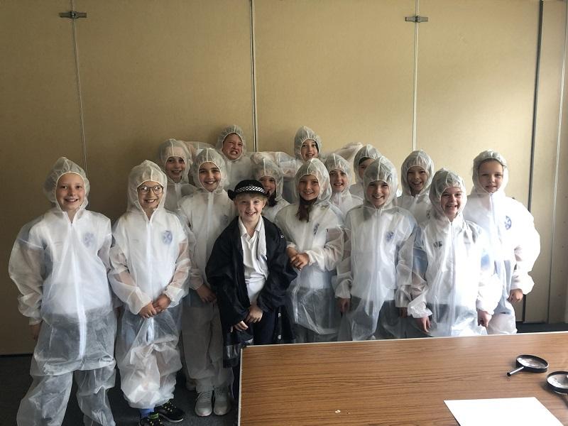 Kilgraston Juniors CSI day
