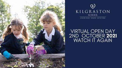 Kilgraston Virtual Open Day October 2021 -RE
